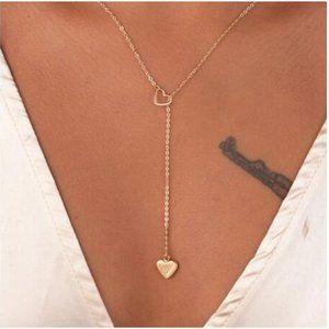 Jewelry - 🎀 Dainty heart necklace